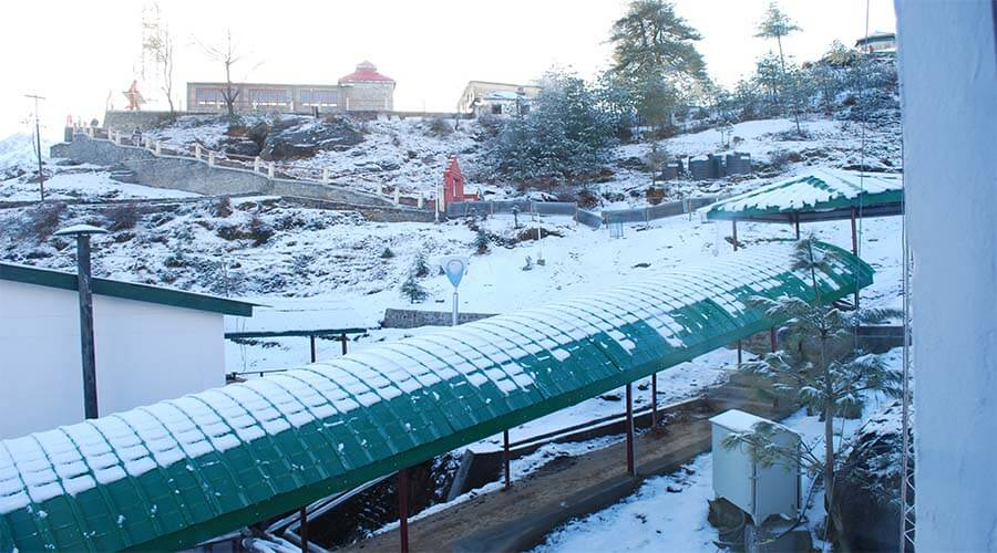 khirsu snowfall