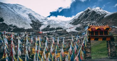 Tibet: The Extensive Guide to The Roof of the World